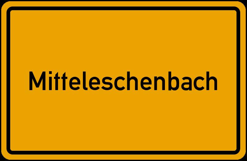 onlinestreet Branchenbuch für Mitteleschenbach