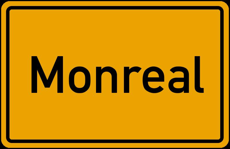 onlinestreet Branchenbuch für Monreal