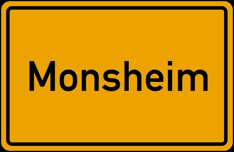 onlinestreet Branchenbuch für Monsheim