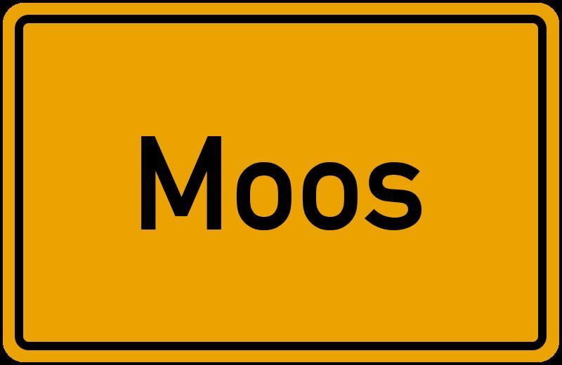 onlinestreet Branchenbuch für Moos