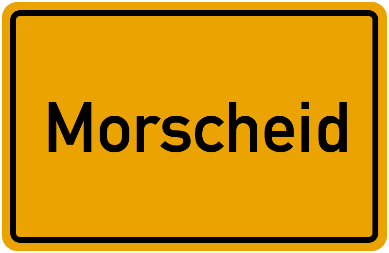 onlinestreet Branchenbuch für Morscheid