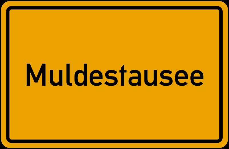 onlinestreet Branchenbuch für Muldestausee