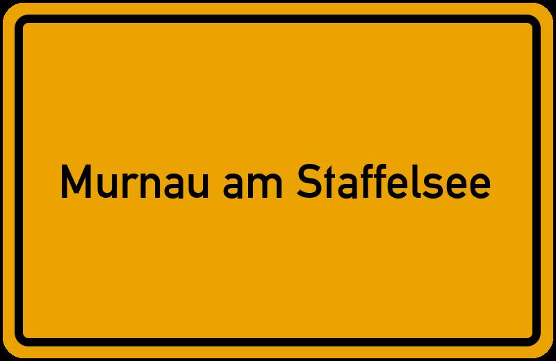onlinestreet Branchenbuch für Murnau am Staffelsee