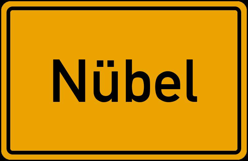 onlinestreet Branchenbuch für Nübel