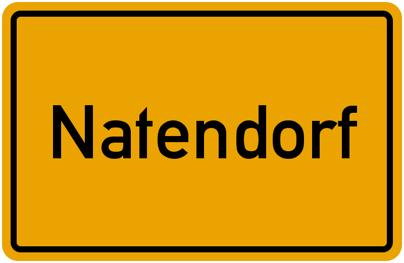 onlinestreet Branchenbuch für Natendorf