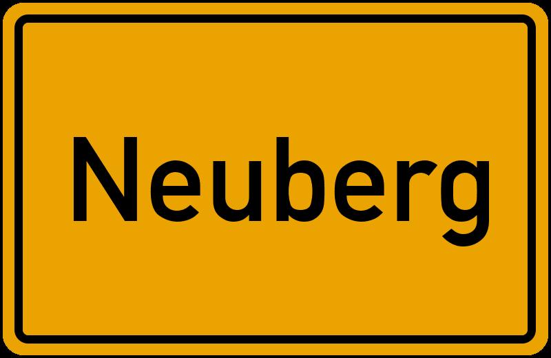 onlinestreet Branchenbuch für Neuberg