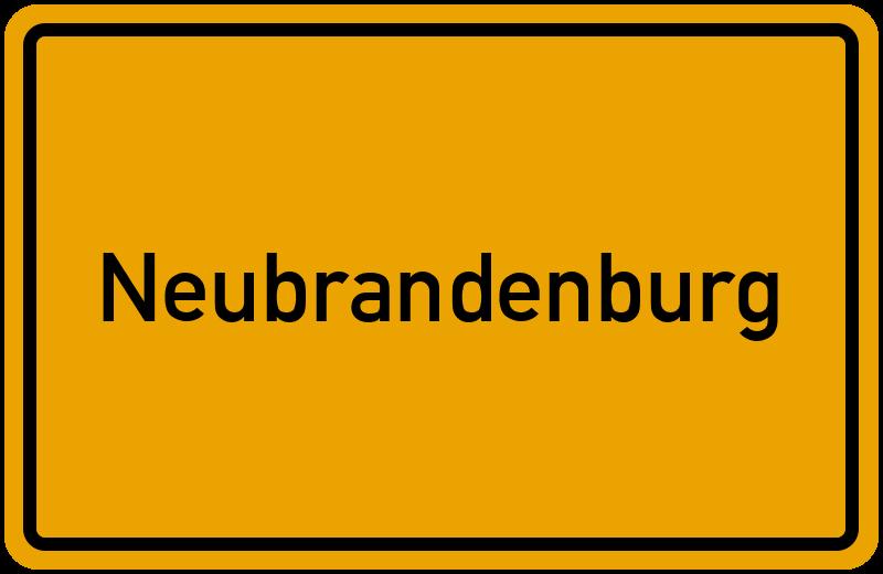 onlinestreet Branchenbuch für Neubrandenburg