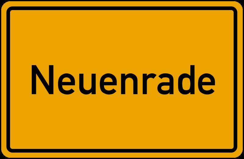 onlinestreet Branchenbuch für Neuenrade