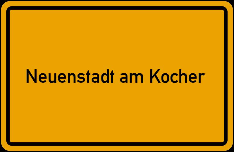 onlinestreet Branchenbuch für Neuenstadt am Kocher