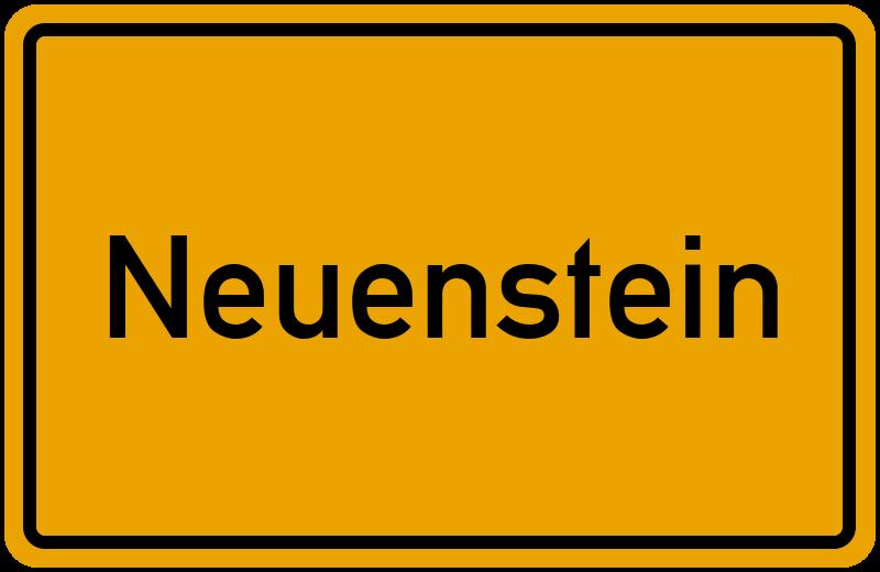 onlinestreet Branchenbuch für Neuenstein