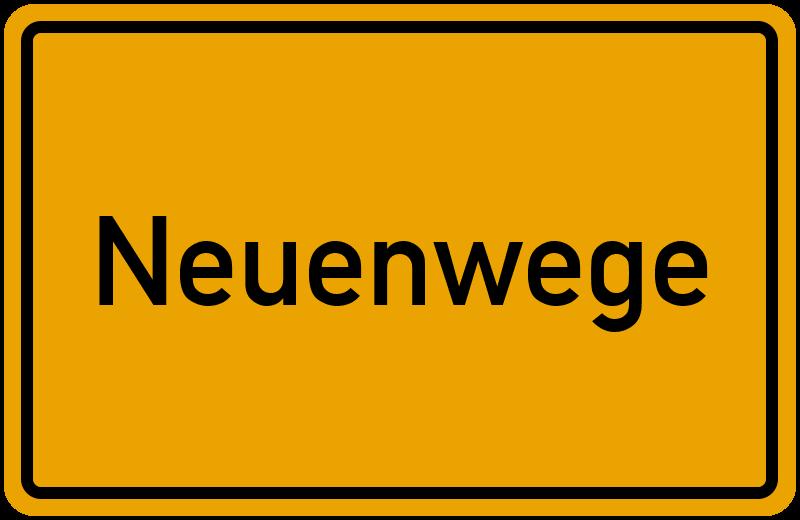 onlinestreet Branchenbuch für Neuenwege