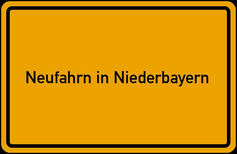 onlinestreet Branchenbuch für Neufahrn in Niederbayern