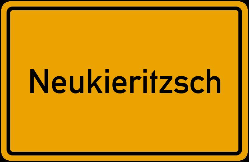 onlinestreet Branchenbuch für Neukieritzsch