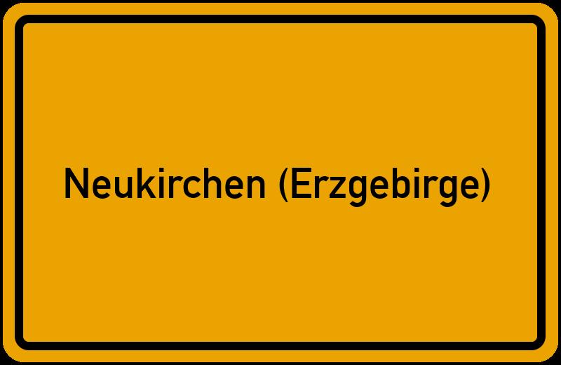 onlinestreet Branchenbuch für Neukirchen (Erzgebirge)