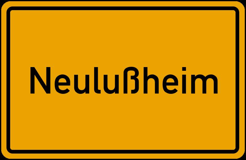 onlinestreet Branchenbuch für Neulußheim