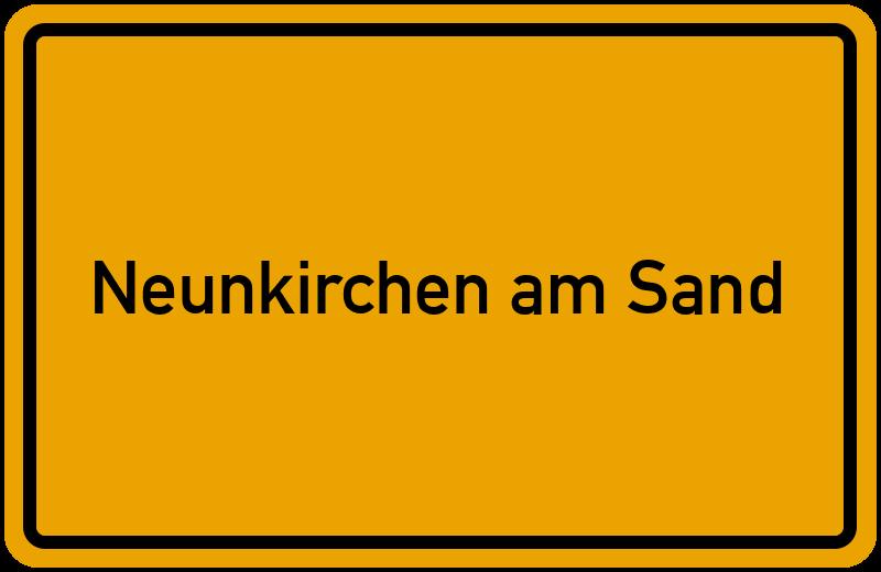 onlinestreet Branchenbuch für Neunkirchen am Sand