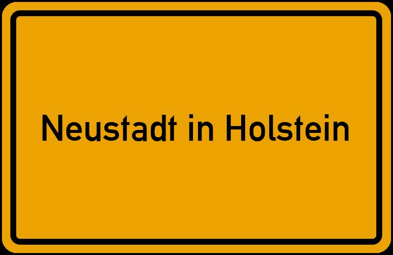 onlinestreet Branchenbuch für Neustadt in Holstein