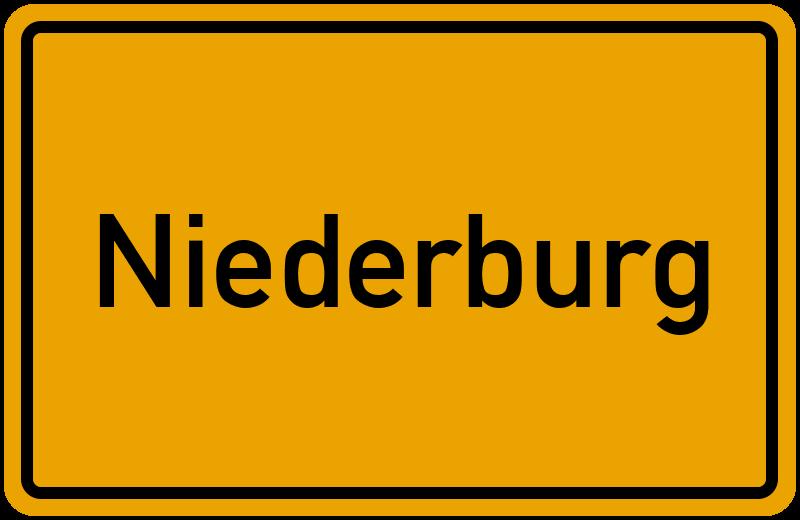 onlinestreet Branchenbuch für Niederburg