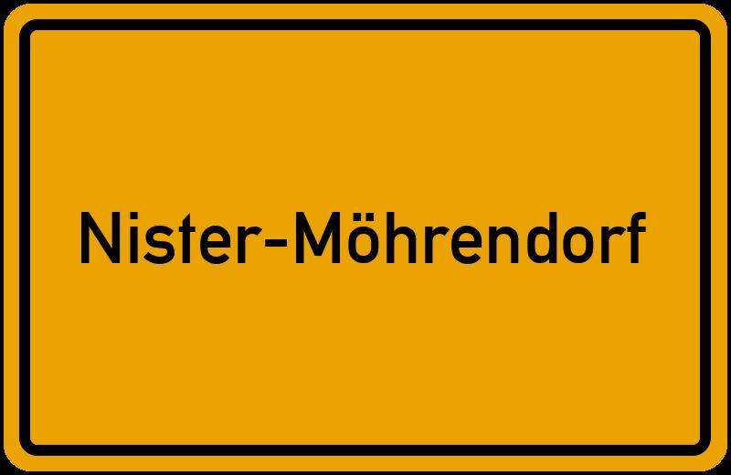 onlinestreet Branchenbuch für Nister-Möhrendorf