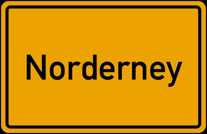 Banken Auf Norderney