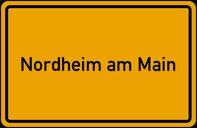 onlinestreet Branchenbuch für Nordheim am Main