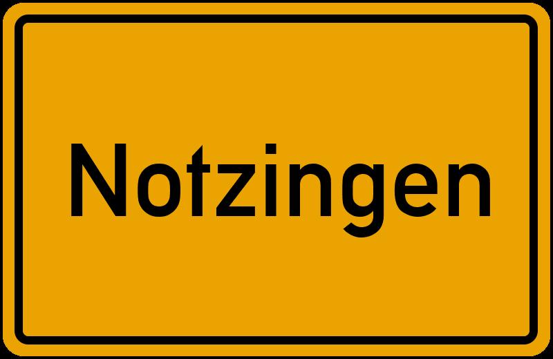 onlinestreet Branchenbuch für Notzingen