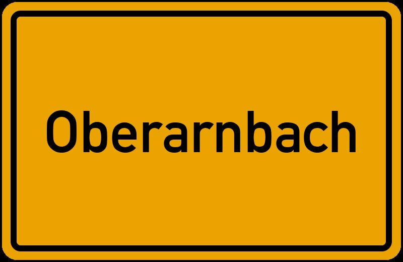 onlinestreet Branchenbuch für Oberarnbach