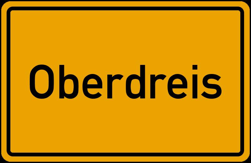 onlinestreet Branchenbuch für Oberdreis