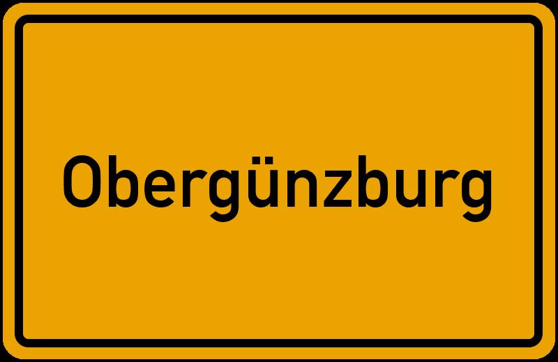onlinestreet Branchenbuch für Obergünzburg