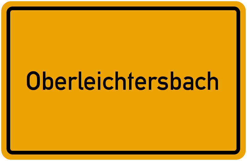 onlinestreet Branchenbuch für Oberleichtersbach