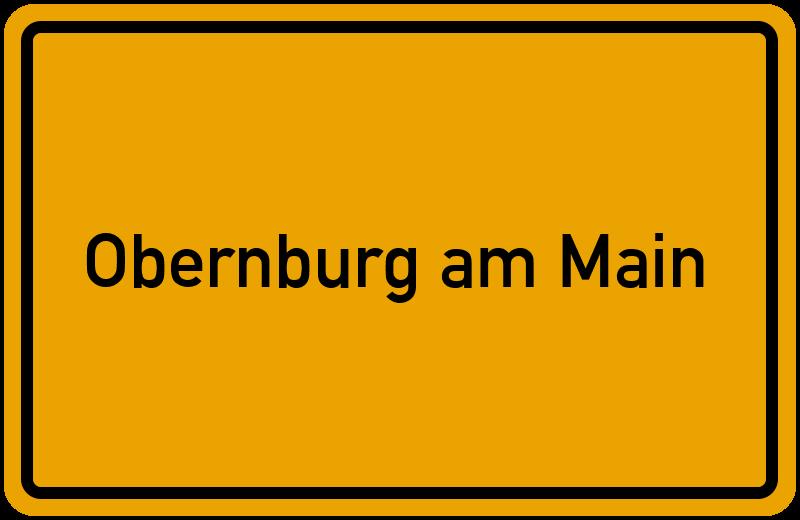 onlinestreet Branchenbuch für Obernburg am Main