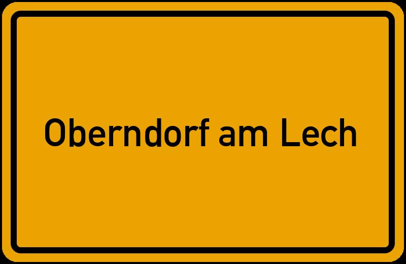 onlinestreet Branchenbuch für Oberndorf am Lech