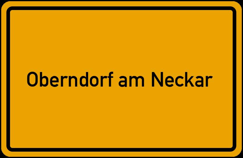 onlinestreet Branchenbuch für Oberndorf am Neckar