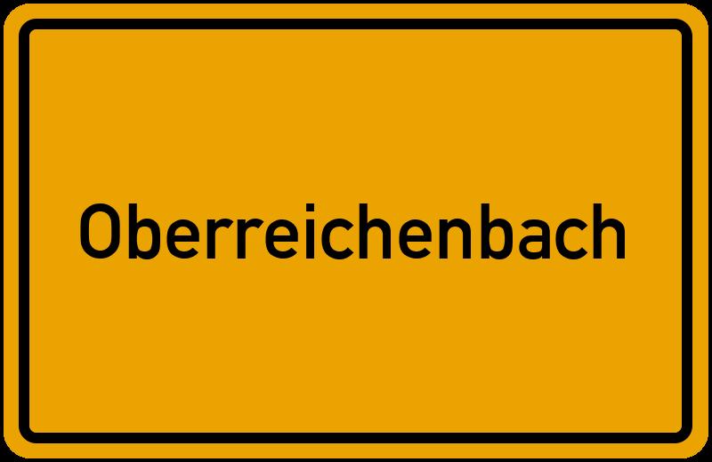 onlinestreet Branchenbuch für Oberreichenbach