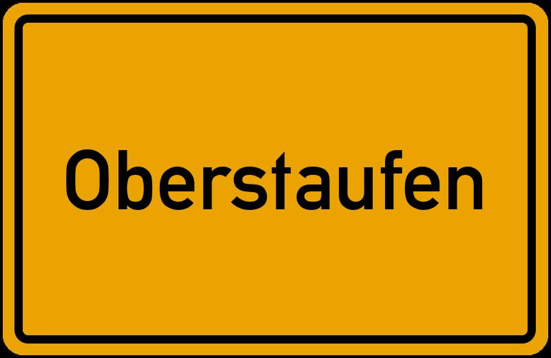Postleitzahl Oberstaufen 1 Plz Für Oberstaufen In Bayern