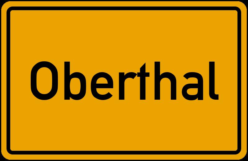 onlinestreet Branchenbuch für Oberthal