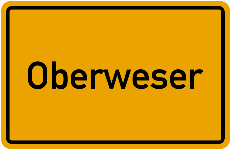 onlinestreet Branchenbuch für Oberweser