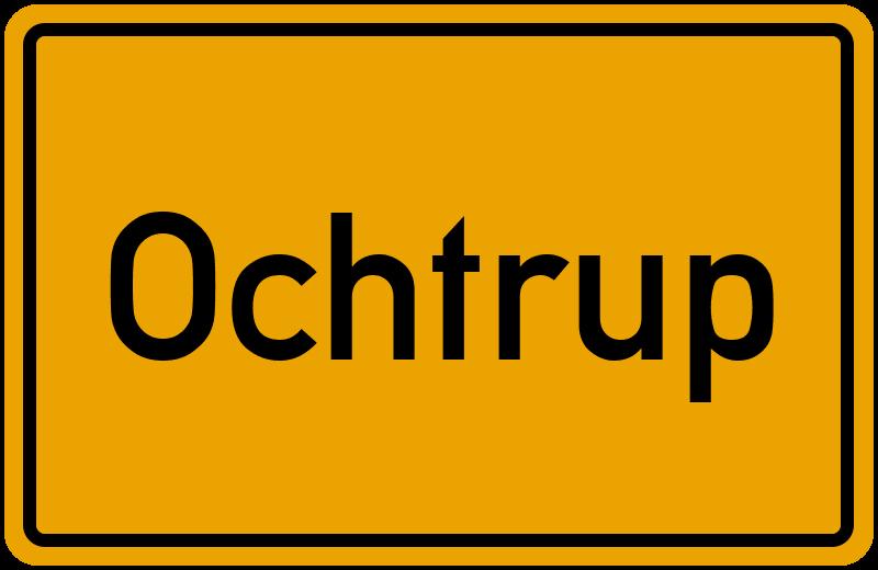 onlinestreet Branchenbuch für Ochtrup