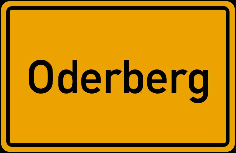onlinestreet Branchenbuch für Oderberg