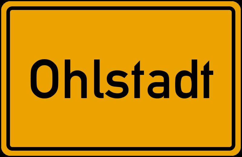 onlinestreet Branchenbuch für Ohlstadt