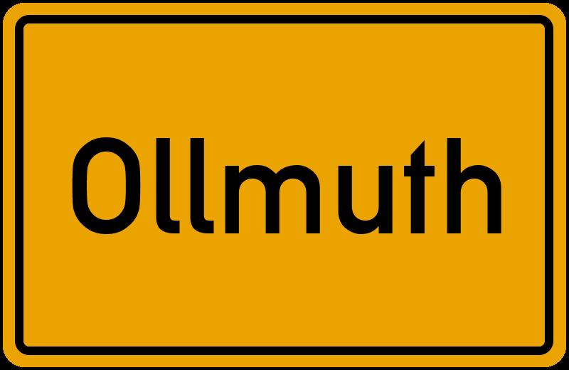 onlinestreet Branchenbuch für Ollmuth