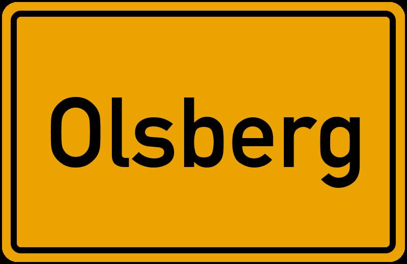 onlinestreet Branchenbuch für Olsberg
