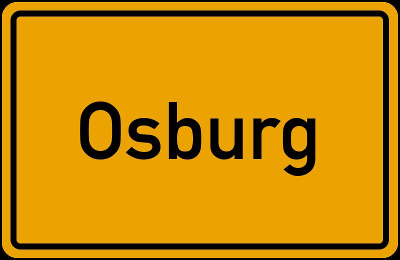 onlinestreet Branchenbuch für Osburg