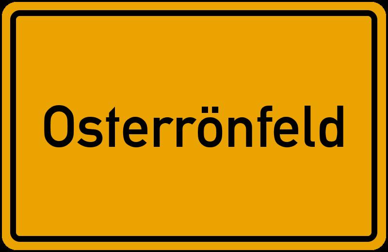 onlinestreet Branchenbuch für Osterrönfeld