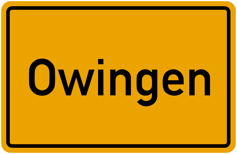 onlinestreet Branchenbuch für Owingen