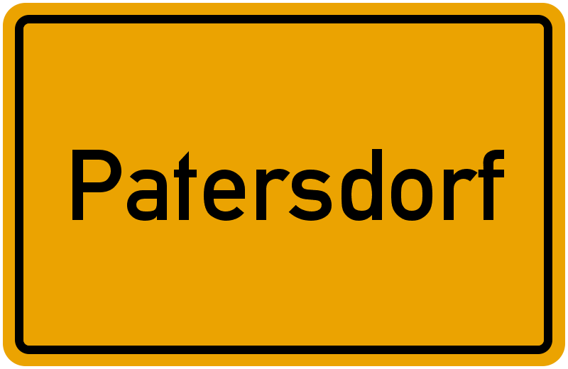 onlinestreet Branchenbuch für Patersdorf