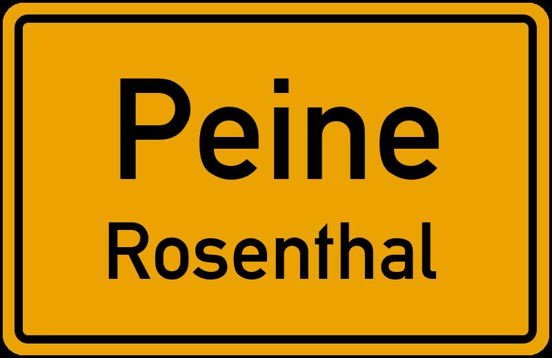 Rosenthal Peine