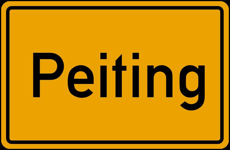 onlinestreet Branchenbuch für Peiting