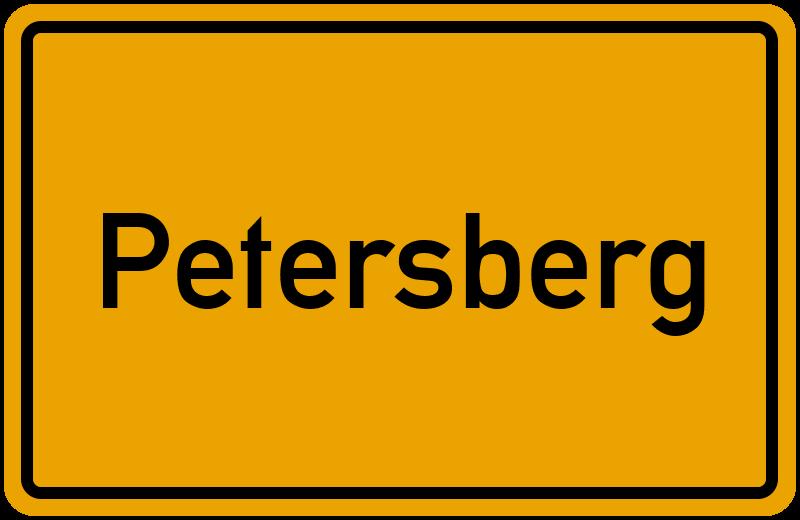 onlinestreet Branchenbuch für Petersberg
