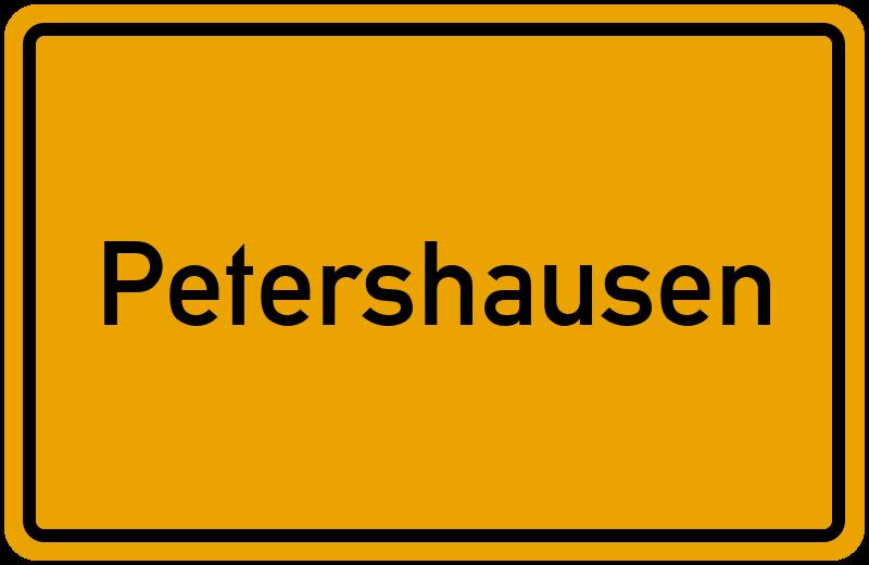 onlinestreet Branchenbuch für Petershausen